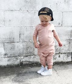 #trendy kids clothes, #joggers for kids, toddler style, #hipster baby fashion, #shopsmall // #rusticpickle