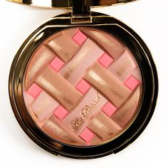Too Faced Sweetie Pie Radiant Matte Bronzer Review, Photos, Swatches