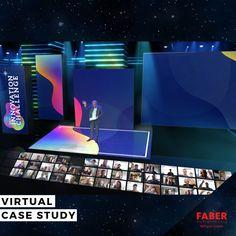 Corporate Event Design, Event Planning Design, Spring Challenge, Virtual Staging, Virtual Studio, Stage Set Design, 3d Studio, Scenic Design, Event Marketing