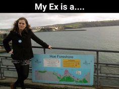 Going through my photos I found one of my Ex-girlfriend