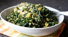 NPR. Food blogger Deb Perelman was initially a kale skeptic — until this Kale Salad With Pecorino And Walnuts changed her mind.
