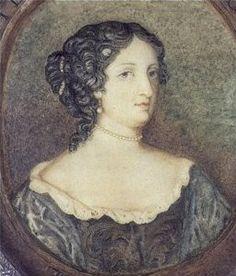 Portrait anonyme de Madame de Maintenon