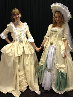 1775 dress , calico costume for uni project, made by me, sam and reece