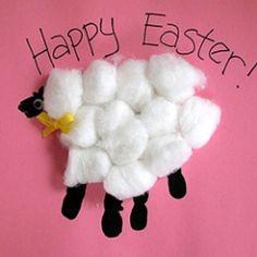 kids Easter craft