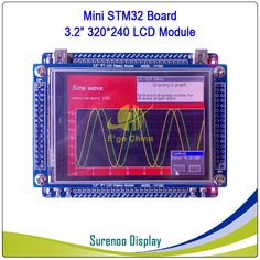 """STM32 STM32F103VCT6 HY-MINI HY-MiniSTM32V Development Board with 3.2"""" TFT Touch Panel LCD Module Display Screen Sale Only For US $29.90 on the link Development Board, Display Screen, Touch, Mini, 3d Printer"""