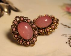 Clip On Earrings – Etsy
