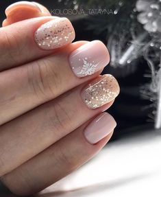 Christmas Nail Designs, Christmas Nails, Fancy Nails, Pretty Nails, Wine Nails, Nail Time, Orange Nails, Nail Decorations, Perfect Nails