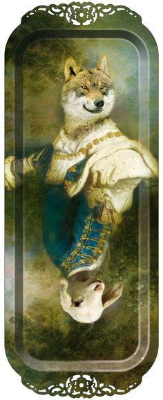 Animals & Romanticism | Yatzer, fox, Art Animals - Aristocratic  Anthropomorphic, given human attritubes
