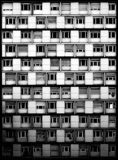 Mise en boîte - Photographie urbaine et architecture