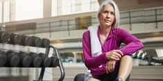 The 5 #Exercises Everyone Over 50 Needs to Be Doing, According to a Doctor, Strength training is key to staying #healthy as you age. No matter your age, there are many good reasons to start strength training. For one, being stronger just makes your life easier—you can do things like carry more grocery bags from the car to your house, lift your suitcase into the overhead compartment without any help, and conquer impossible-to-open jars of spaghetti sauce. What's more, having more muscle mass… Yoga Fitness, Fitness Workout For Women, Senior Fitness, Physical Fitness, Fitness Tips, Health Fitness, Fitness Workouts, Kids Fitness, Exercise Workouts