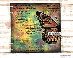 Art Journal | Be Authentic | Clips-n-Cuts » Art Journal | Bloglovin'
