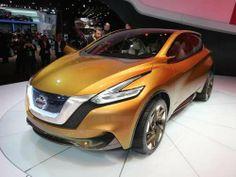 В Нью-Йорке будет представлено следующее поколение Nissan Murano. В январе 2013 года японская компания Nissan представила концептуальный автомобиль Resonance. Руководство марки тогда обещало начать серийное производство новой модели в 2014 году. Вероятно, японцы решили все же с