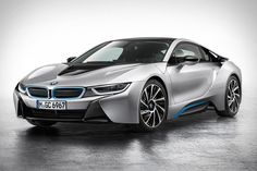 new BMWi8..still piece of shit..