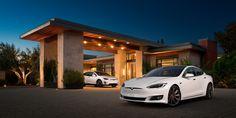 Panasonic sees Tesla as deeper partner for self-driving cars too: CEO Ken Block, Tesla Motors, Jeep Renegade, Fiat 500, Rat Rods, Ford Focus, Porsche 911, Muscle Cars, Tesla Model S