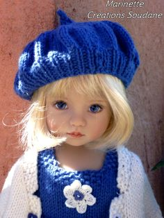 Such a sweet face!  Reminds me of @Rachelle Sanders when she was 4 or 5 years old...  Marinette~ Creations Soudane