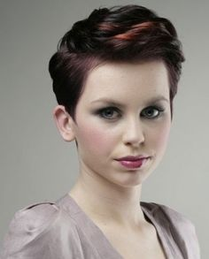 love this hair cut!!  If I go back to short then this is the cut.