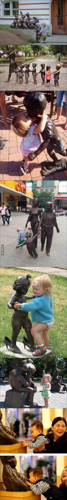 Charming Innocence! - Kids being cute!
