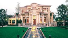 Gorgeous! Mansion #home #house #luxury