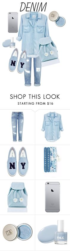 """""""Blue jean contest"""" by blueyegirl18 ❤ liked on Polyvore featuring Miss Selfridge, Rails, Joshua's, Sugarbaby, contest and bluejean"""