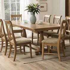 Found it at Wayfair.co.uk - Rowan Extendable Dining Table