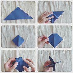 プレゼントにインテリアに♡折り紙で作る立体リボンが可愛い! - LOCARI(ロカリ)