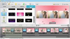 Enjoy this customizable wedding reception slideshow template by http://smartshow-software.com/ Add your photos and a song and your slideshow is ready! #wedding #slideshow #smartshow3d