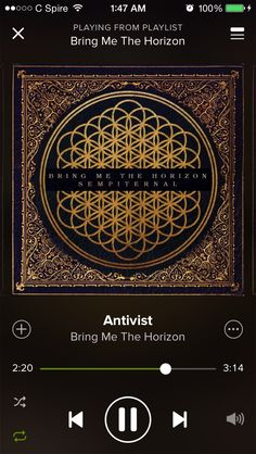 Antivist by Bring Me the Horizon