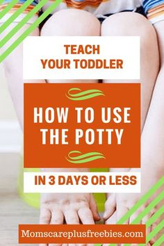 Guide to The Successful 3-Day Potty Training Method