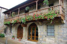 Liérganes (Cantabria). Uno de los pueblos  más bonitos de España