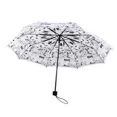 Muumi sarjakuva sateenvarjo