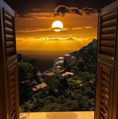 Dreamy view in Portofino by @sennarelax