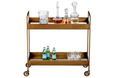 Bar Carts - Wheels With a Buzz - NYTimes.com
