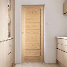 Home Door Design, Door Design Interior, Wooden Door Design, Main Door Design, Oak Doors, Wooden Doors, Internal Doors Modern, Primed Doors, Patterned Furniture