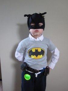superhero belt with gadgets