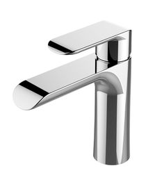 Spring WDG16431C Single Lever Handle Bathroom Faucet With Pop-Up in Chrome
