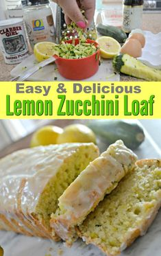 This Keto Lemon Zucchini Bread will be your family's new favorite dessert! You'll love that it's low carb AND delicious! This Keto Lemon Zucchini Bread will be your family's new favorite dessert! You'll love that it's low carb AND delicious! Keto Foods, Ketogenic Recipes, Low Carb Recipes, Cooking Recipes, Healthy Recipes, Ketogenic Diet, Keto Meal, Ketogenic Cookbook, Cookbook Recipes