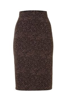 Therapy Leopard print midi skirt by Therapy :: Clozette Shoppe  http://shoppe.clozette.co/product/HouseOfFraser-183713439/therapy-leopard-print-midi-skirt