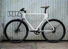 Vélo EVO système transport panier pour bike
