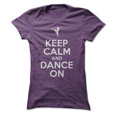 Keep calm and Dance on T-Shirt Hoodie Sweatshirts ioi