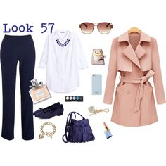 Look 57 spring workoutfit