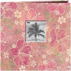 Tropical Frame 20-page 12x12 Memory Album