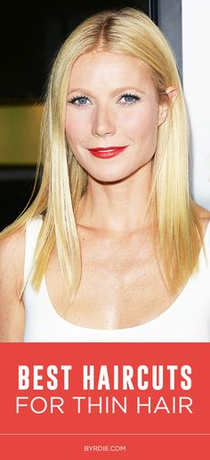 6 haircuts that are perfect for girls with thin hair (via @byrdiebeauty) // #Hair #Tips