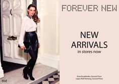 NEW ARRIVALS at FOREVER NEW!