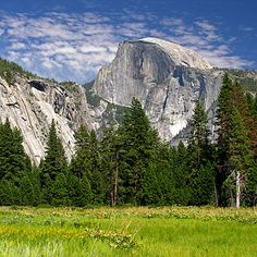 Half Dome, Yosemite National Park, CA