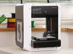 Skriware 3D Printer Allows One Click Printing - Skriware based in Stockholm Sweden have unveiled a new 3D printer called the Skriware which has been specifically designed for the 3D printing home market providing a desktop machine that is easy to use and is capable of printing objects from online marketplaces with the single touch of a button. | Geeky Gadgets