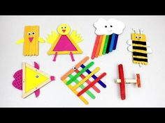 Popsicle Stick Crafts Are a Right of Passage for Children! Learn More About The Brilliant, Fun, and EASY Popsicle Crafts Your Kids Will Absolutely Adore.