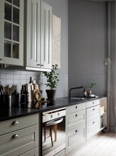 This elegant home is nestled in the Rösjöstaden (I dare you to try and pronounce that word!) district, here in Malmö, made up of beautiful ...