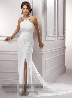 vestido de noiva sem renda - Pesquisa Google
