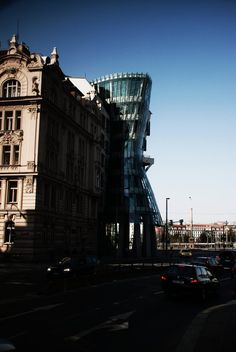 "Prague - ""The Dancing house"" I by Cinnamon-Chic 