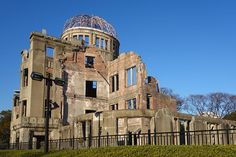 Hiroshima Peace Memorial - Wikipedia